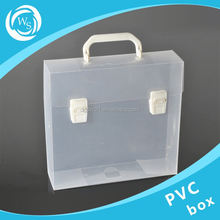 clear plastic cylinder packaging for iphone case retail