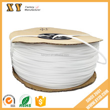 China Suppliers Factory Price White Seam Binding Ribbon Dia.5mm for Furniture New Materials