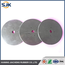 High temperature/high pressure resistant FPM / Viton rubber flat gasket /washer