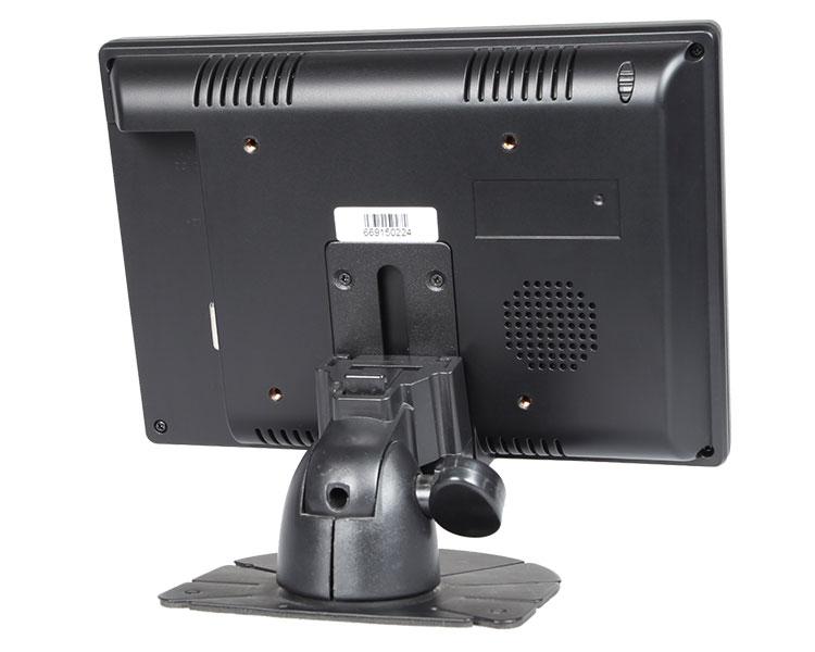7 pouce tactile cran panneau moniteur pour appui t te stand et r troviseur de voiture vid o. Black Bedroom Furniture Sets. Home Design Ideas