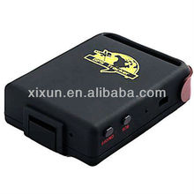 Smallest waterproof gps tracker boat tk102 tracker used for car /vehicle /taxi / animal / person tracking
