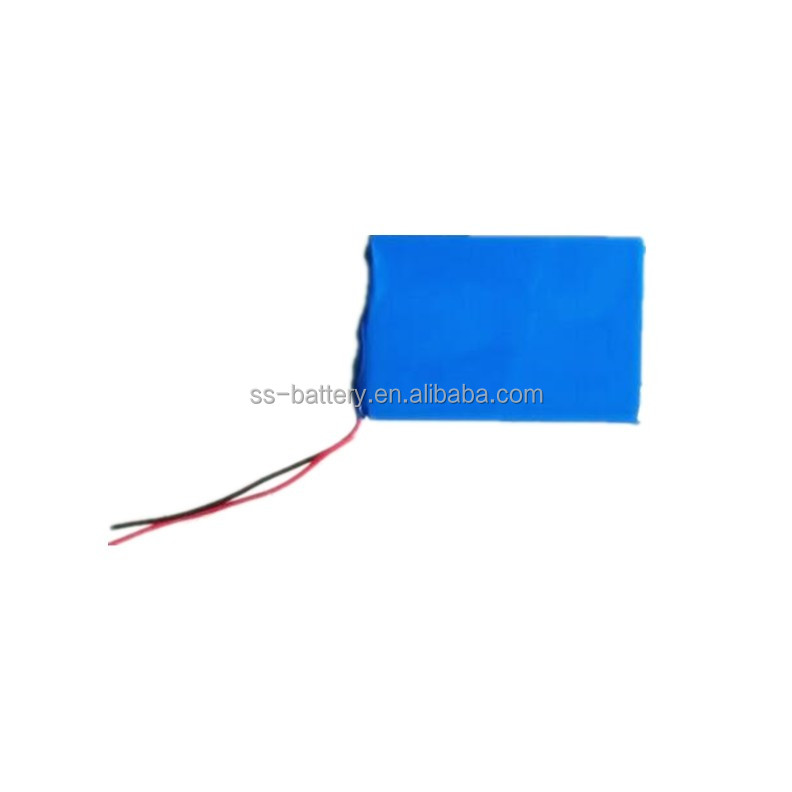 Good safety performance rechargeable 3.7v 1000mah lipo battery
