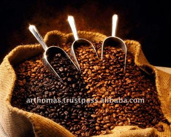 Roasted Arabica coffee bean Dicount Price
