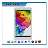 Cheapest MTK8312 Android 4.2 Dual core Tablet 7inch,Fashion design Bluetooth gps Tablet alibaba stock price