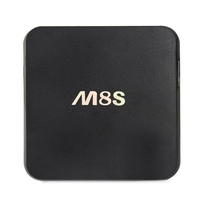 android tv box av output M8S Amlogic S812 4K Full HD Android 4.4 Smart live streaming tv box