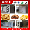 Commercial food dehydrator /industrial fruits and vegetables drying machines