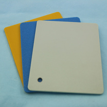 Hard and tough, high tensile strength ABS plastic plate