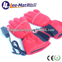 2013 Fashion Winter Red Mittens for Adults Outdoors