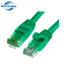 Green Outdoor Ethernet UTP SFTP FTP CAT5E Cat6 Patch Cable For Computer <strong>Networking</strong>