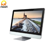 High quality 21.5 inch pc all in one desktop dc 12v low power computers