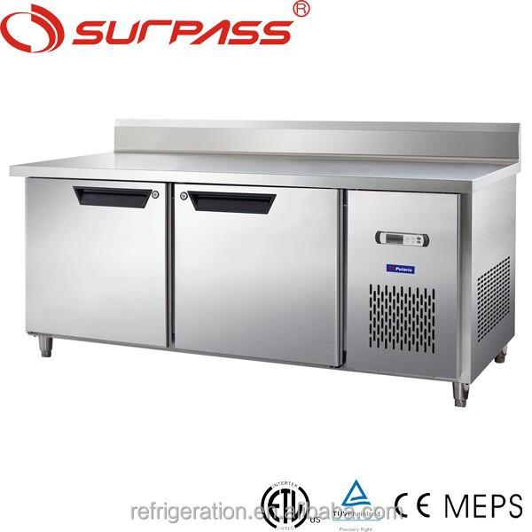 D0.4L2KC Stainless steel commercial worktable Chiller/Freezer/Refrigerator