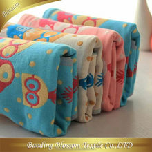 custom made cotton velour terry good quality hot sale customized 5 star hotel towel