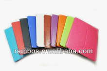 Sleep Wake Smart PU Leather Stand Flip Transformer Protector Book Cover for iPad Air 5