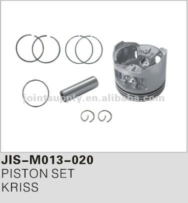 Motorcycle spare parts and accessories motorcycle piston set for KRISS