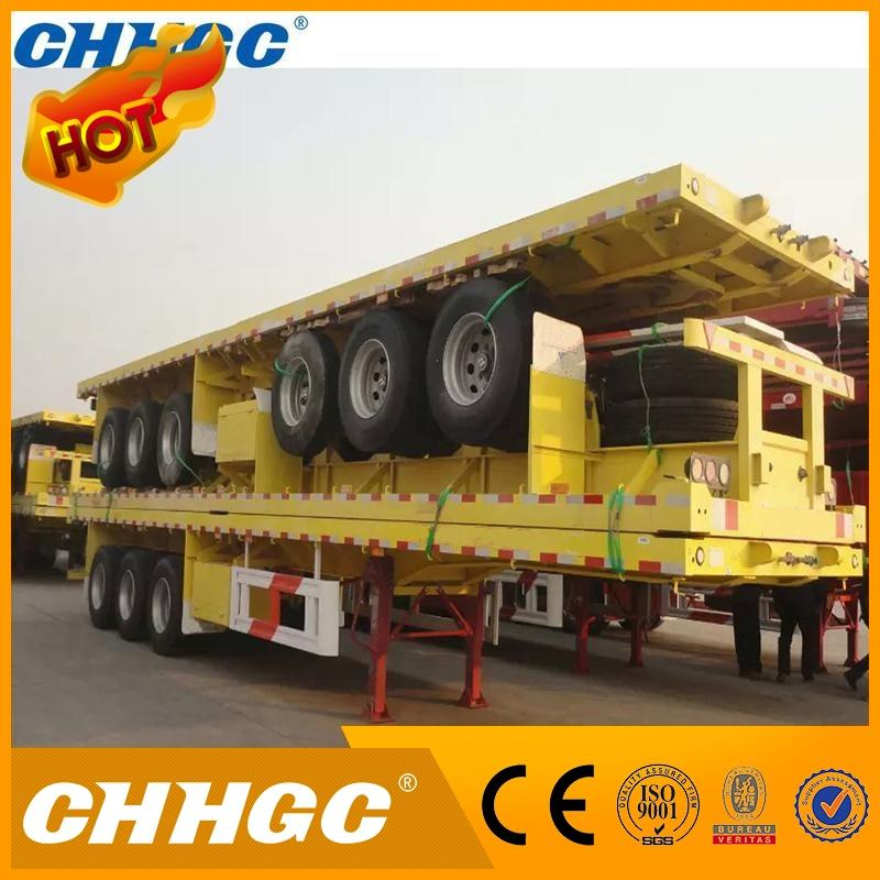 mobile food trailer boat trailers with CE certificate