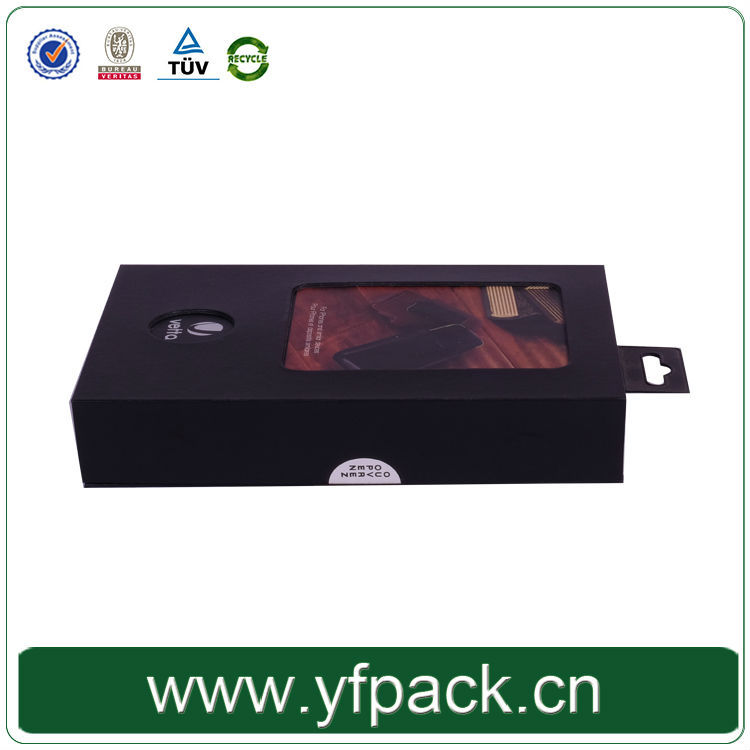 Packaging Products High End Mobile Phone Cardboard Box, Cell Phone Case/Lid Packaging Box