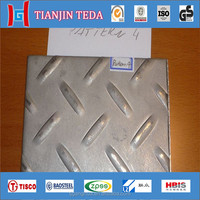 310s Tear drop pattern anti-slip steel plate
