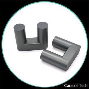 Big Size Type U-u Ferrite Core For Transformer