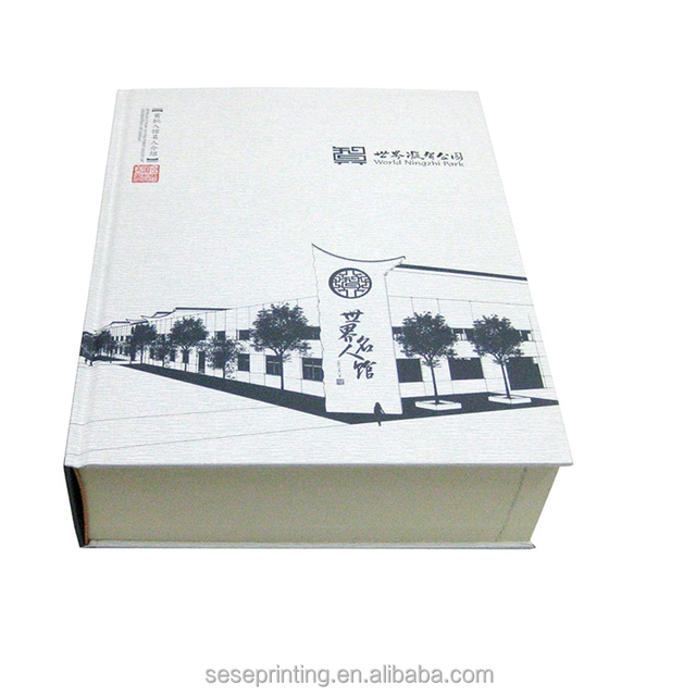 Custom Cheap price EXW book printing catalog printing yellow pages printing