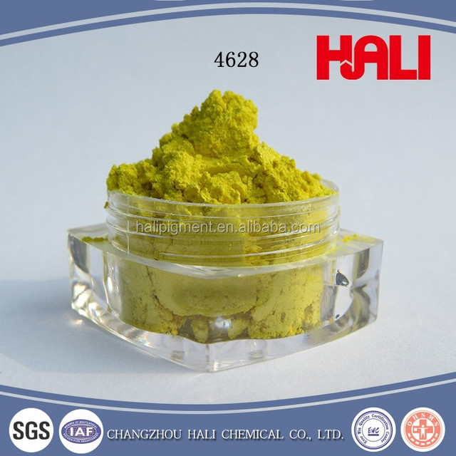 From HaLi 2017 new products fashion customized mica pearlescent pigment