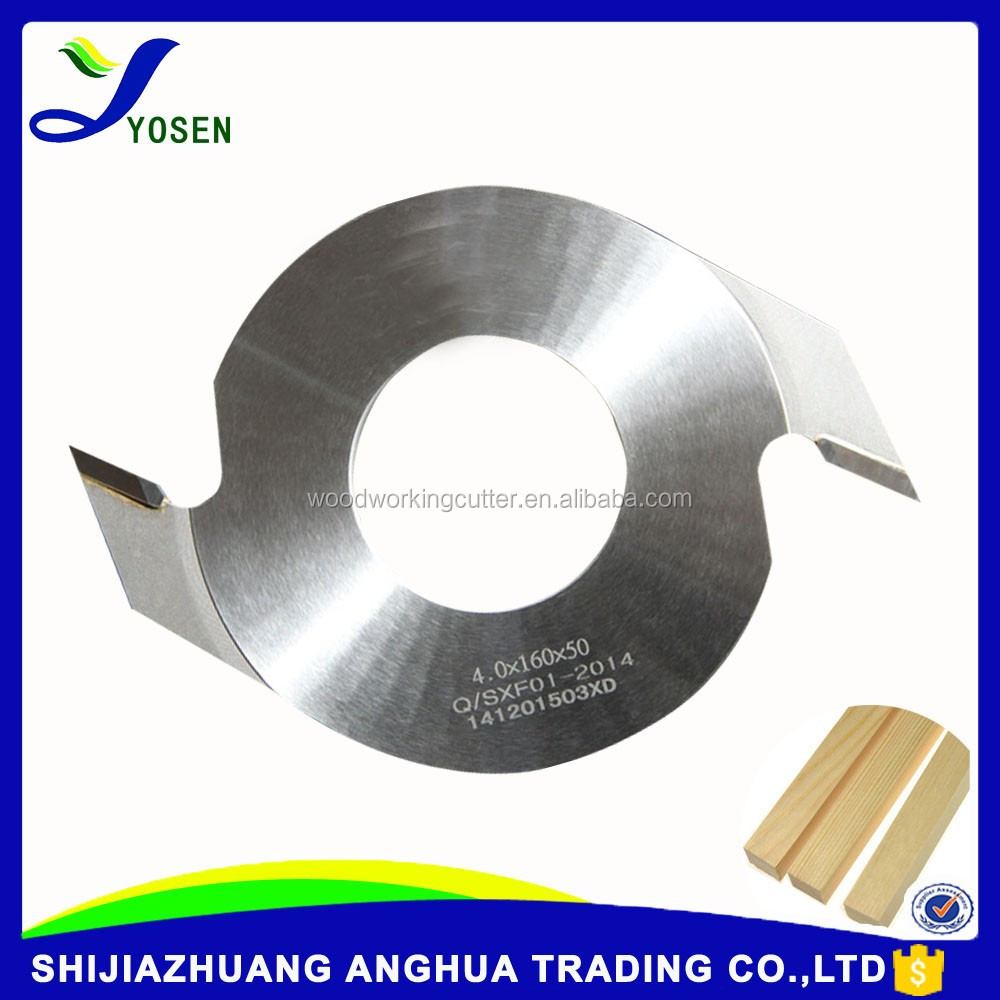 woodworking tools used wholesale finger joint blade