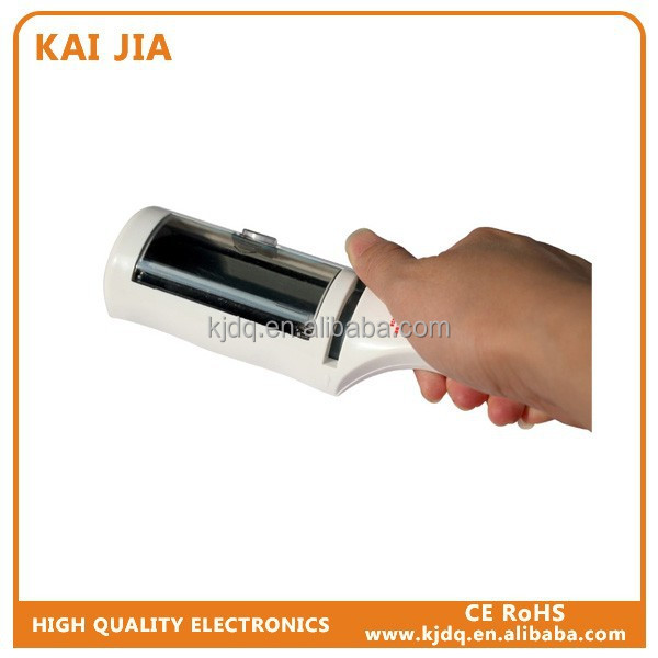 plastic ABS manual lint brush for clothes lint remover