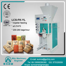 valve bag cement bagging machine, cement bag packing machine, cement packaging machinery
