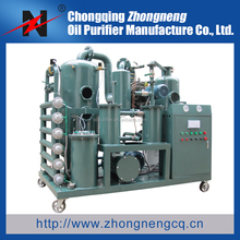 ZYD-I Vaccum Used transformer Oil filtering plant/ Purification machine
