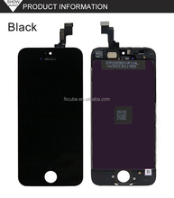 CUBE Crazy Price For Iphone 5C 5G 5S LCD Touch Screen Display Digitizer Assembly Amazing Price Only