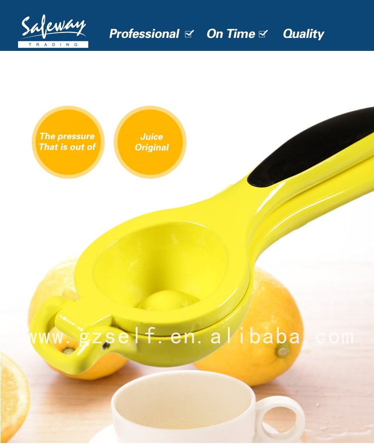 Practical lemon squeezer,citrus juicer,manual fruit juicer