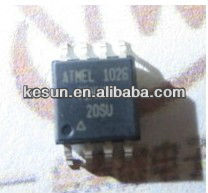 100% NEW ATMEL ATTINY85 TINY85 8-bit MCU with 2/4/8K Bytes In-System Programmable Flash IC(ATTINY85-20SU)