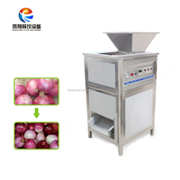 Commercial Automatic Electric Onion Skin Removing Machine Onion Peeling Peeler Machine