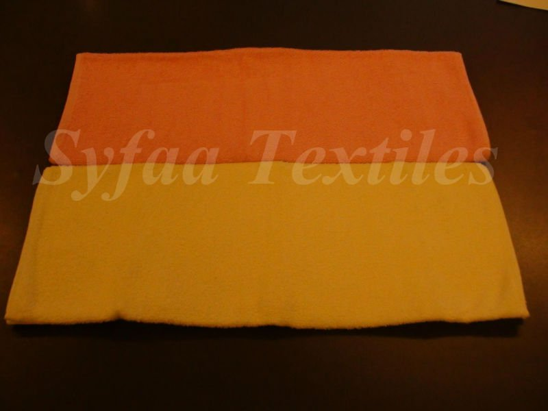 100% Cotton Power Loom Hand Terry towel