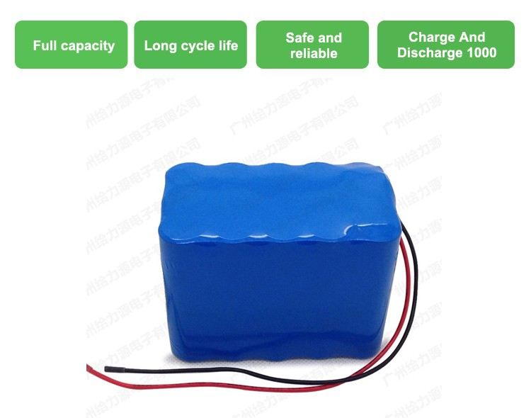 11.1V 5S3P 11000mah 18650 Li-ion Battery Pack For Stage LED Par Light
