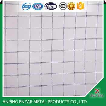 High Quality Welded Wire Mesh Fence Panels in 12 Gauge