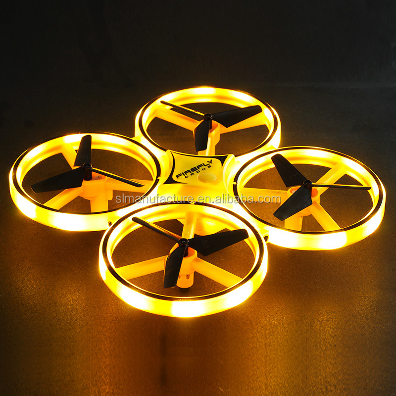 Firefly Gravity Defying Hand Controlled Suspension Toy drone