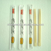 Environmental Disposable Round Bamboo Twins Chopsticks