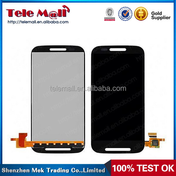 Best price For Motorola Moto E XT1021 LCD /for Moto E LCD screen assembly wholesale