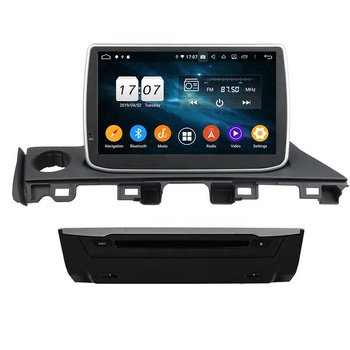 KD-9806 9 inch android 9.0 car radio navigation stereo multimedia player for Mazda 6  Atenza  2016-2017 with bluetooth wifi