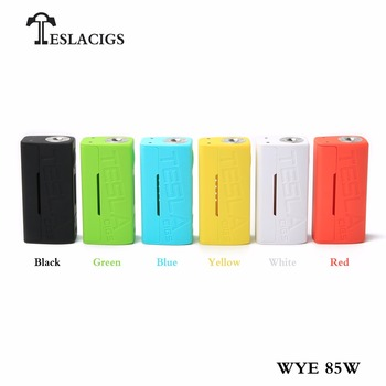 2018 new vape mod WYE 85w set high quality, colorful appearance, cheap price and excellent performance in one