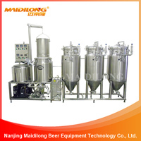 Stainless steel micro home brewing 50l beer equipment