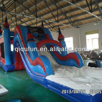 2013 Commercial Jumping Castles Inflatable Water Slide