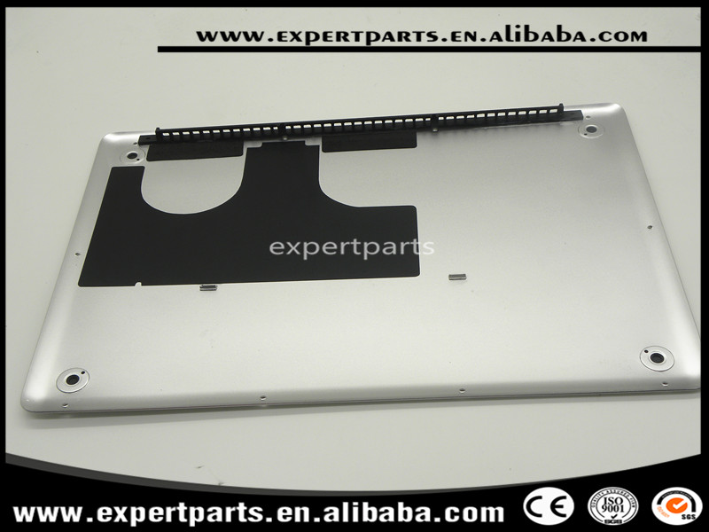"New OEM bottom case with rubber feet for Macbook Pro 15"" A1286 2009-2012 MC371 MC721 MD103"