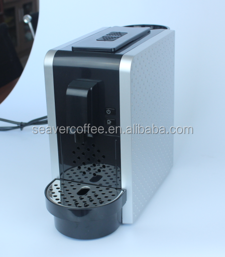 innovative semi-automatic one cup coffee maker