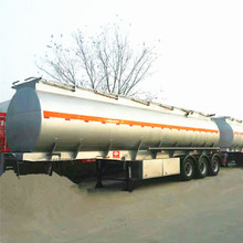 New Prices Petroleum Transport Fuel Tank Trailer From Shandong Yangjia