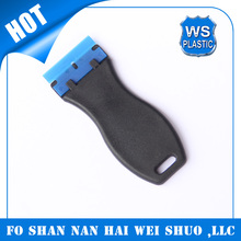 custom plastic razor blade scraper at low price