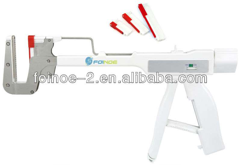 Disposable Linear Stapler and Components
