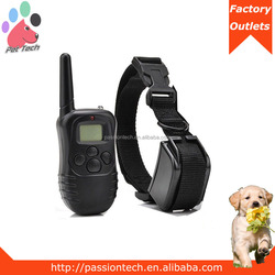 Passiontech 998D Pet Electric Dog Collar China For 2 Dogs