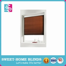 Chinese Manufacturer Horizontal Cordless Pleated Blinds&Shutter Blinds