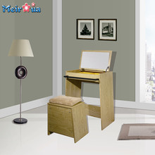 HF-M010 Manufacturer directly supply modern dressing table with mirror
